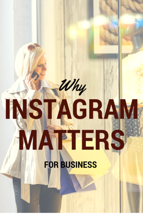 why instagram matters